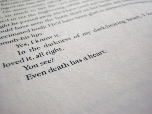 """BecKyle: """"The Book Thief"""" by Markus Zusak [Quotable Quotes]"""