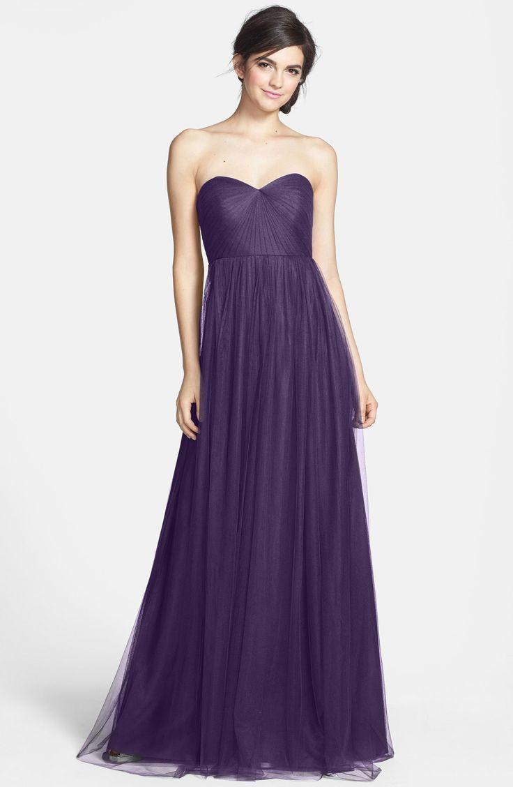 42 best Bridesmaid Dresses images on Pinterest | Short wedding gowns ...