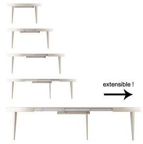 Les Meilleures Idées De La Catégorie Table Ronde Extensible Sur - Table ronde pied central extensible pour idees de deco de cuisine