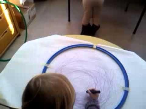 peuterschrijfdans:3 pannekoeken