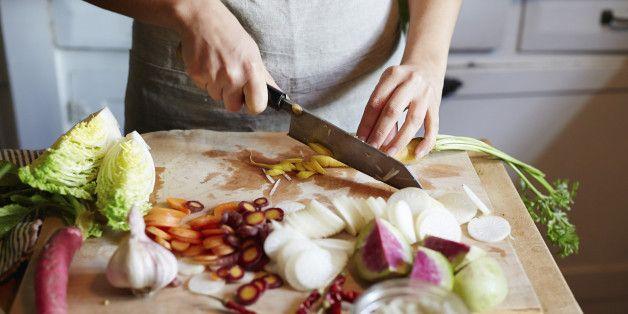 La bonne habitude du Ramadan à garder (ou à prendre) toute l'année, cuisiner et manger en famille