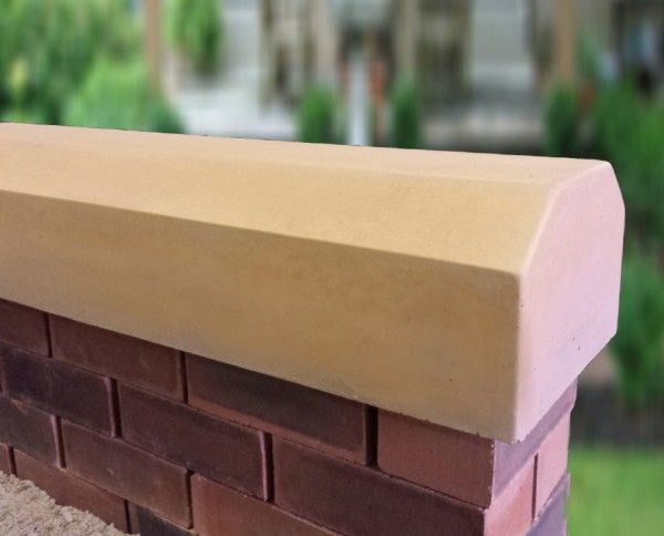 13 best coping and capping stones images on pinterest cap dagde sandstone coloured pre cast concrete victorian style coping stone workwithnaturefo