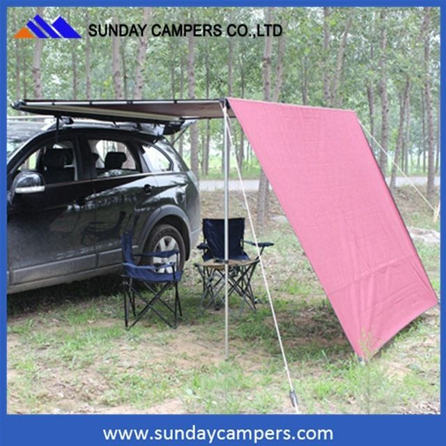 Source China product retractable car awning used awnings for sale side vehicle awning with bracket on m.alibaba.com