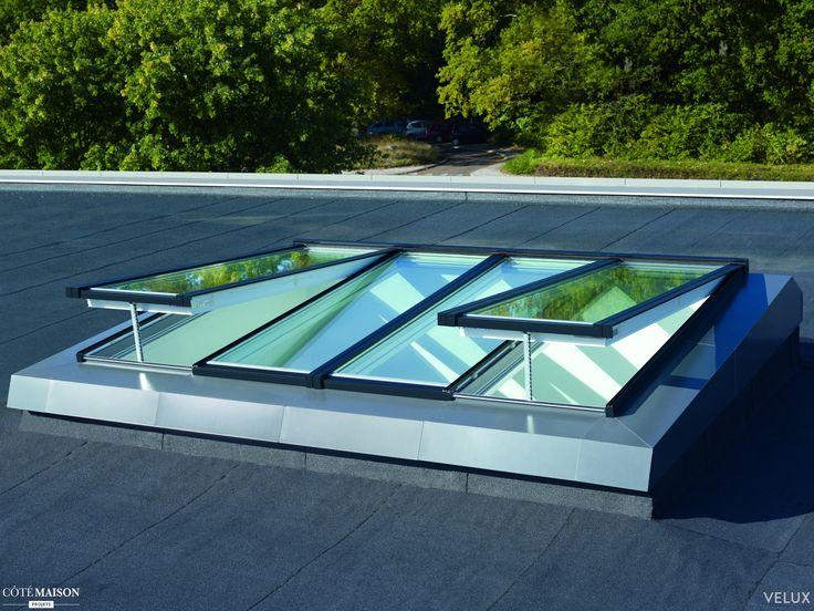 les 25 meilleures id es de la cat gorie verriere de toit sur pinterest verriere toit lumi re. Black Bedroom Furniture Sets. Home Design Ideas
