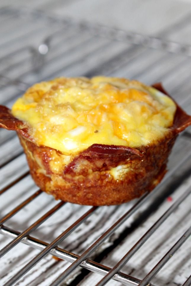 bacon egg and cheese bites - super easy and crazy delicious