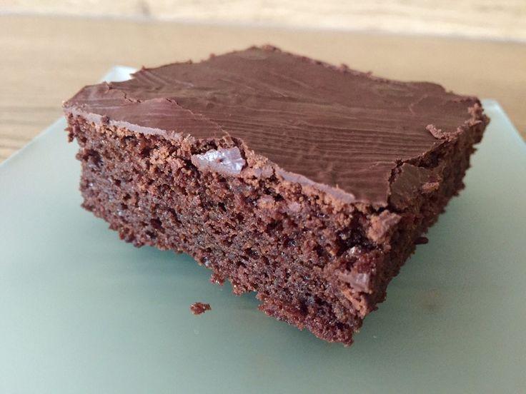 Der weltbeste Schokoladen - Blechkuchen 55