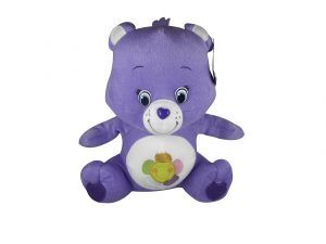 Harmony Care Bear Plush  Nothing makes a gloomy day brighter than the Care Bears! These Care Bears plush dolls are officially licensed items with individual tags.