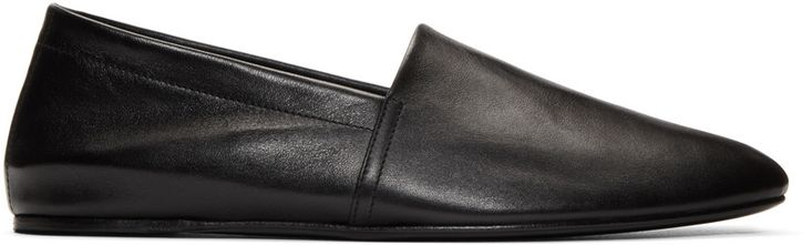 Pierre Hardy - Black Prince Slipper Loafers