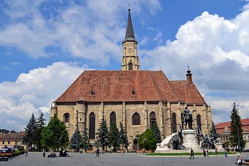 Cluj-Napoca.