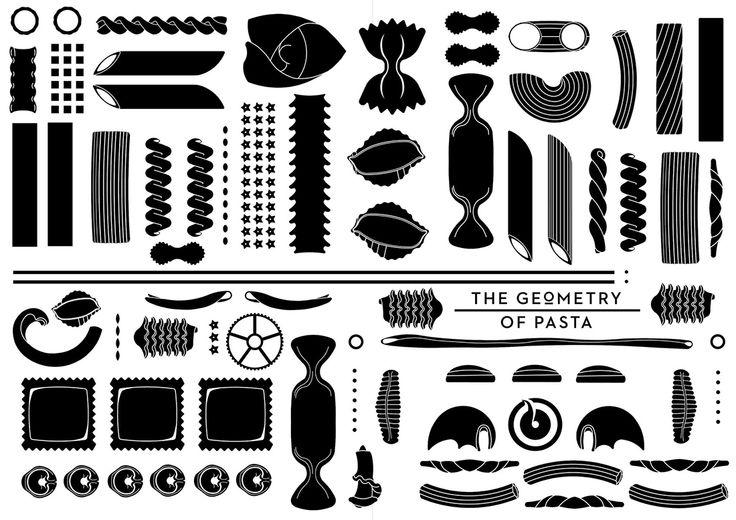 The Geometry of Pasta http://www.geometryofpasta.com