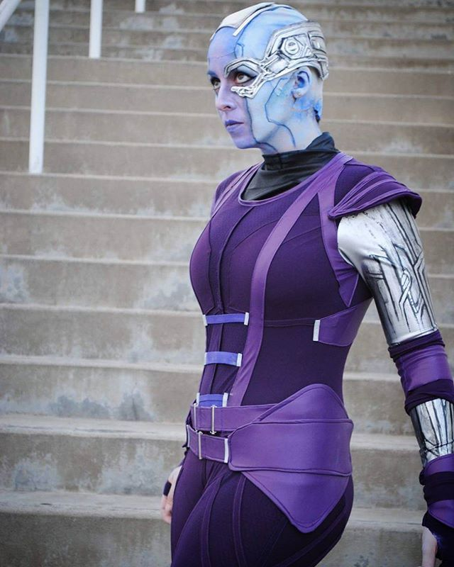 Pin for Later: We Can't Get Enough of the Insane Cosplays From WonderCon 2016 Nebula (Guardians of the Galaxy)