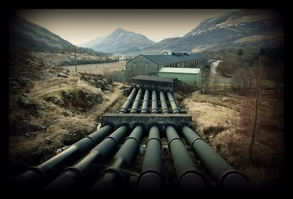 Archived Report - Kinlochleven Aluminium Smelter, Scottish Highlands
