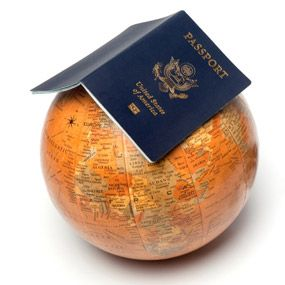 Passport requirements for different countries at http://www.travel.state.gov/content/travel/english.html