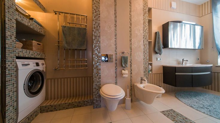 Авторский надзор дизайн проекта двухкомнатной квартиры в стиле модерн