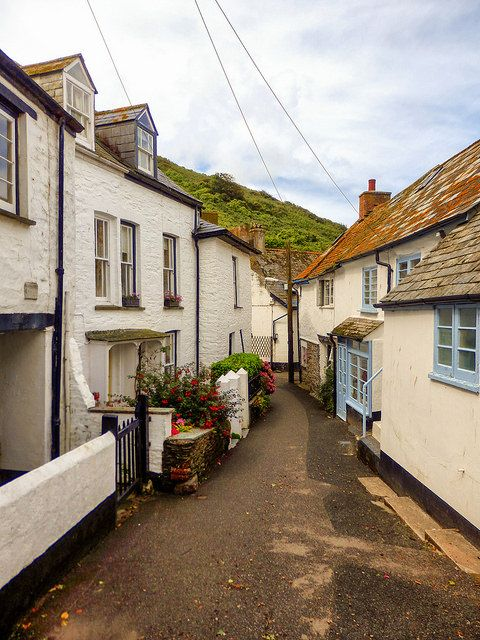 Port Isaac, Cornwall by photphobia on Flickr