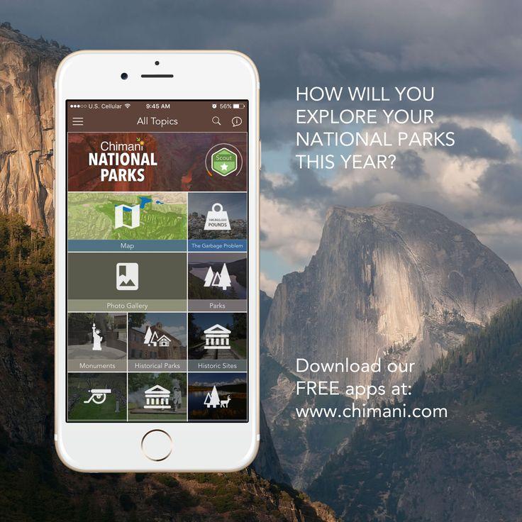 trip ideas national parks google centennial