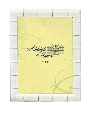46% OFF Ashleigh Manor Enameled Bamboo Photo Frame