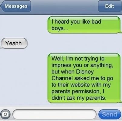 I am a bad boy | =D | Pinterest