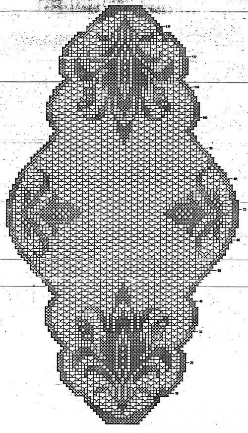 Heklanje | Sheme heklanja | Šeme za heklanje - stranica 128