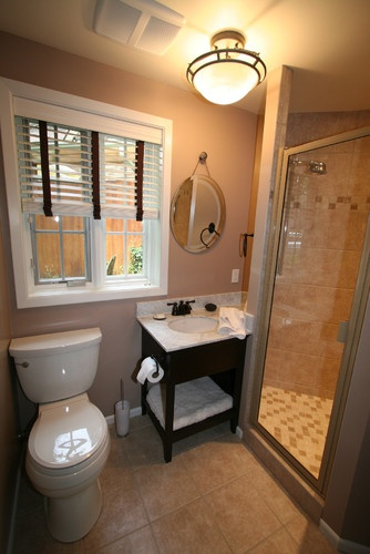 1000 images about master bathroom redo on pinterest for Cool cheap bathroom ideas