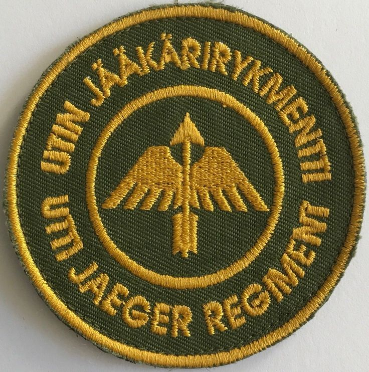 Finland Ranger Patch Finnish Special Operations