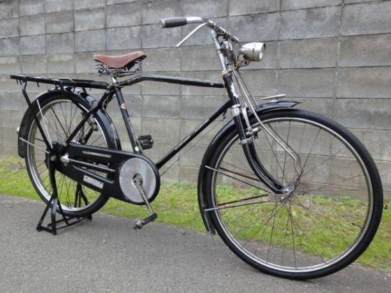 1 昭和自転車が懐かしい - 奄美の自転車オヤジ