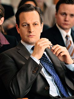 Josh Charles - - Loooooooove me some Will on The Good Wife....he's smooth, confident, power w/o too much - delish!