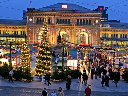 Weihnachtsmarkt-Hannover