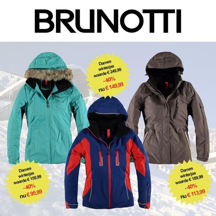 Brunotti voor dames bij United Fashion Outlet