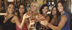 Celebrating With N'Ice Wine Slushies