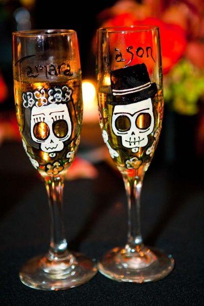 Classic Halloween Wedding: Tamara & Jason | Wedding Planning, Ideas & Etiquette | Bridal Guide Magazine