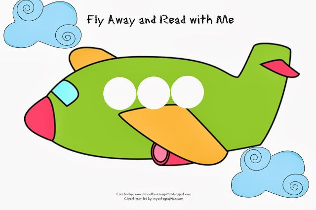 School Time Snippets: Fly Away with Sounds! {free printable}