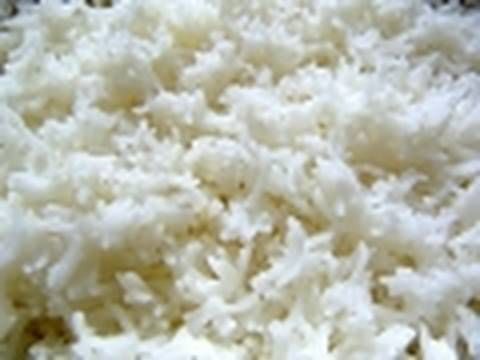 Rice how to make perfect boiled rice in pan - YouTube
