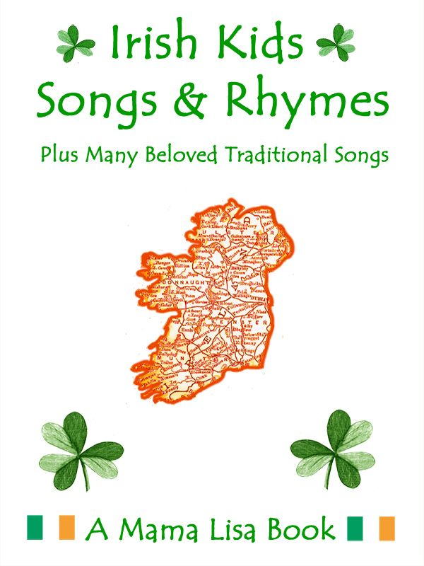 lots of songs and rhymes in many languages from around the world