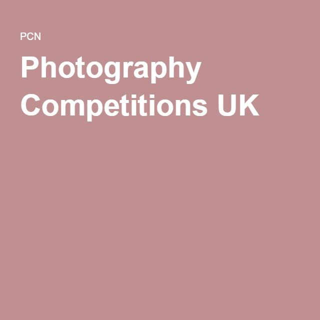 Photography Competitions UK