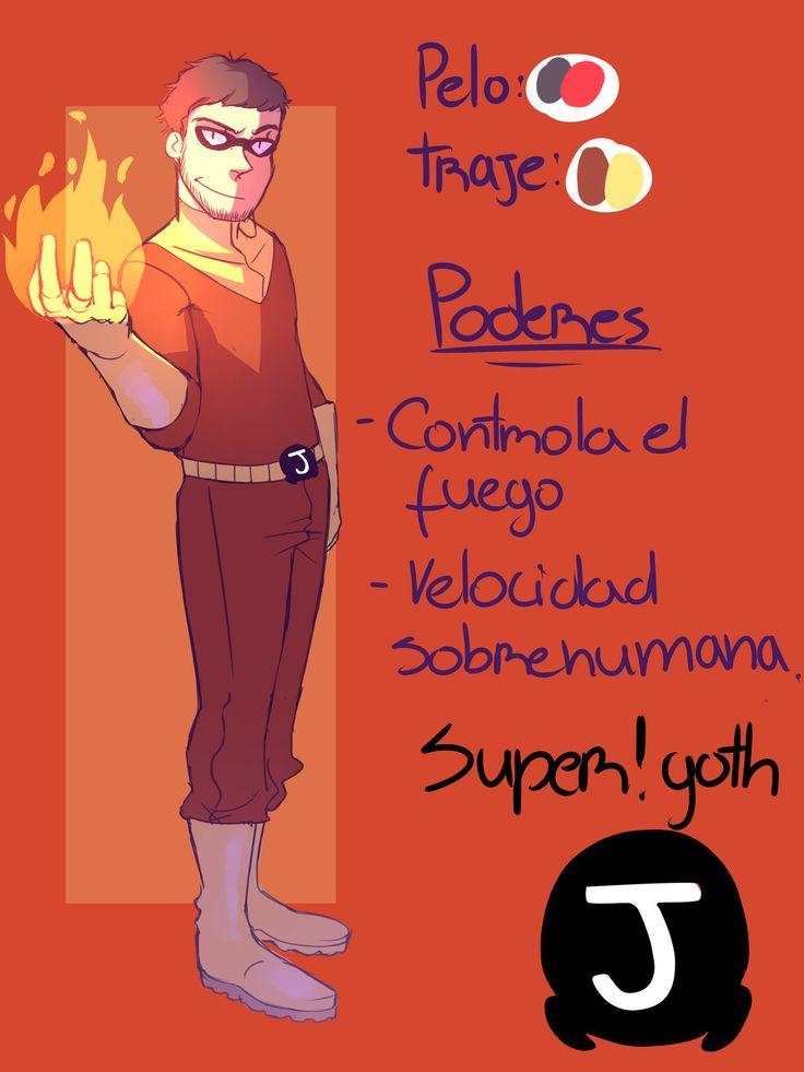 Jaime - Súper!Goth [Jaidefinichon] | by Inuinuns1