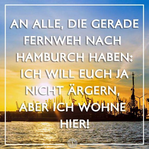 225 besten hamburch spr che bilder auf pinterest hamburg - Hamburg zitate ...