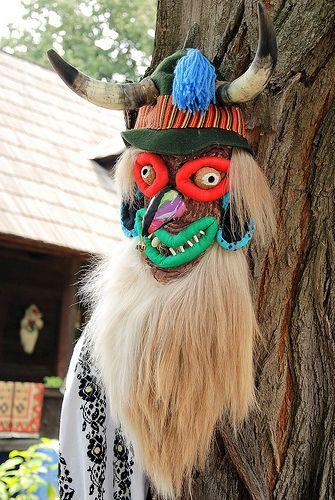 romanian mask