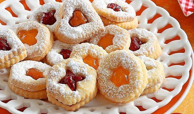 Na vianočnom stole nesmie chýbať: Maslové pečivo s džemom   DobreJedlo.sk