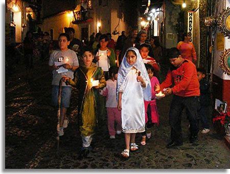 Especial de Navidad: Posadas mexicanas