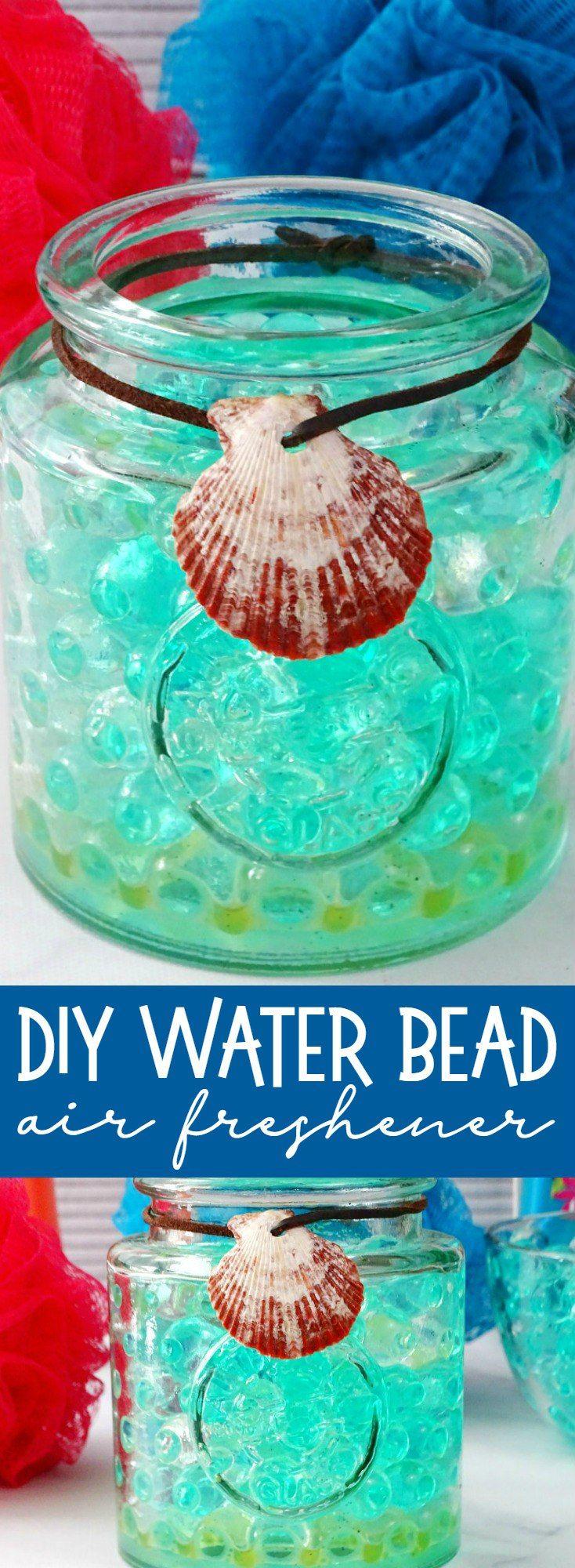 Diy water bead air freshener water beads diy fragrance