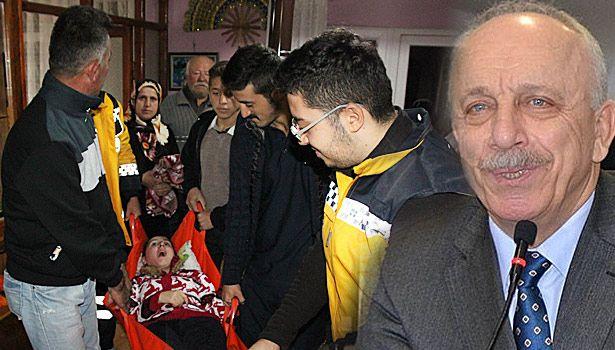 Özbakır devreye girdi,Cansel Ankara'ya gönderildi...