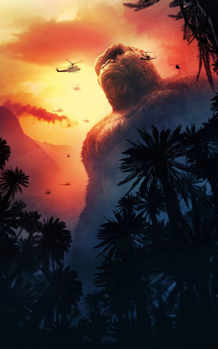 Kong Skull Island Movie  Wallpapers