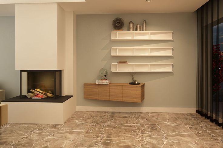 Alissi İç Mimarlık Ankara villa design and turnkey applications