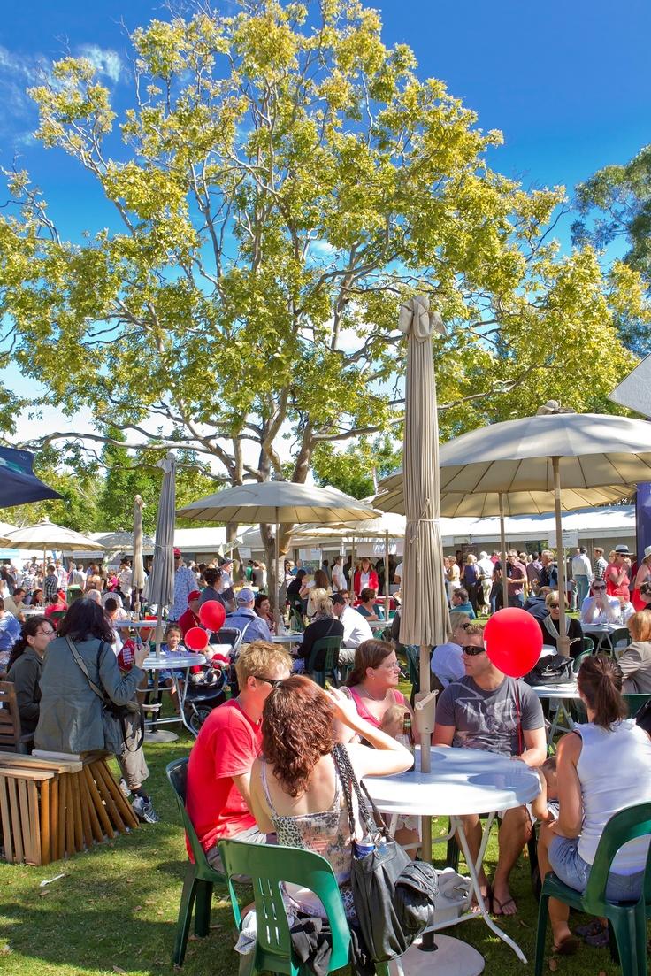 Noosa International Food and Wine Festival 2012| Visit Noosa