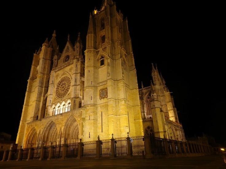 Catedral Leon, España #Eurotrip2013