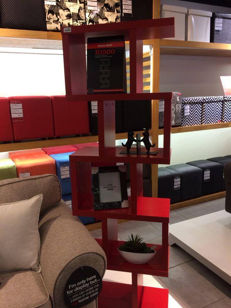 Mr price home red shelf