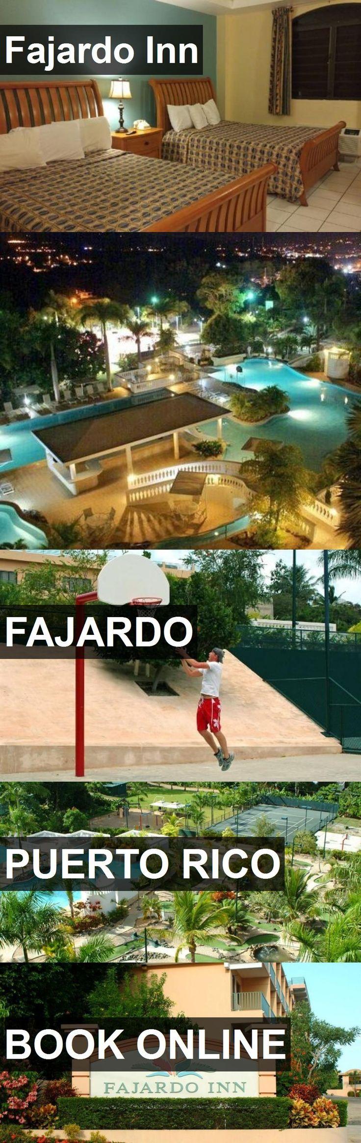Hotel Fajardo Inn in Fajardo, Puerto Rico. For more information, photos, reviews and best prices please follow the link. #PuertoRico #Fajardo #travel #vacation #hotel