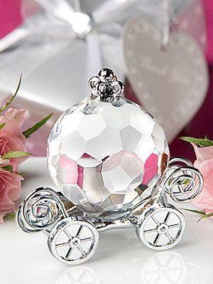 Choice Crystal Cinderella Carriage Favors