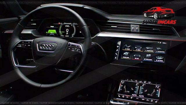 Audi E Tron 2020 Interior Audi E Tron E Tron Audi